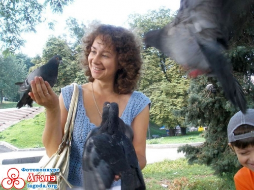 Птицы, дарующие улыбки